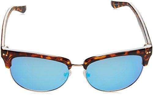 GUESS Gafas GF0283 para de 52X Havana Mujer Marrón 60 Sol ZqZw7rg