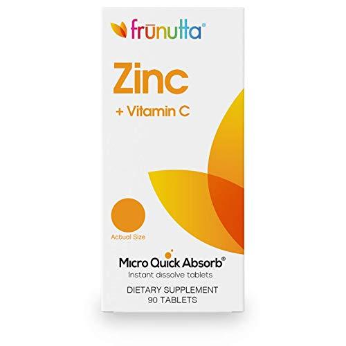 🥇 Frunutta Zinc 5 mg + Vitamin C 15 mg