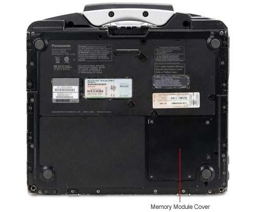 Price comparison product image Panasonic Toughbook CF-30 Rugged Notebook PC