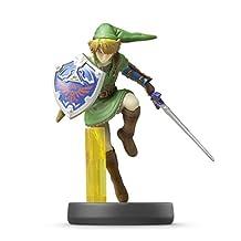 Link  amiibo - Wii U Super Smash Bros. Series Edition