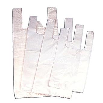 García de Pou 128.76 Bolsas Camiseta OXO-Biodegradables, 25 Micras ...