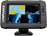 Lowrance Elite Ti2 Fish Finder/Depth Finder with Active Imaging 3-in-1 Transducer, Wireless Networking, Real-Time Map Creation