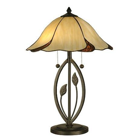 Dale tiffany tt12431 san antonio table lamp dark bronze amazon dale tiffany tt12431 san antonio table lamp dark bronze aloadofball Gallery