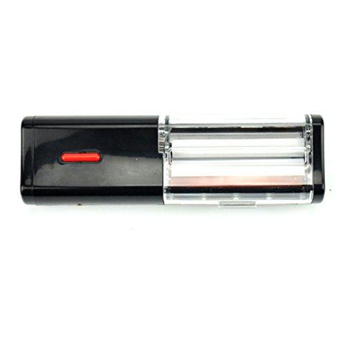 Monique Automatic Cigarette Machine Tabacco Cigarette Maker Roller Rolling with USB Black
