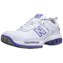New Balance Women's WC806 Stability Tennis Shoe