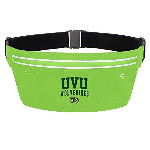 NCAA Utah Valley University UVU Utah Valley Wolverines Logo Waistband Sport Waist (Valley Sport Pack)