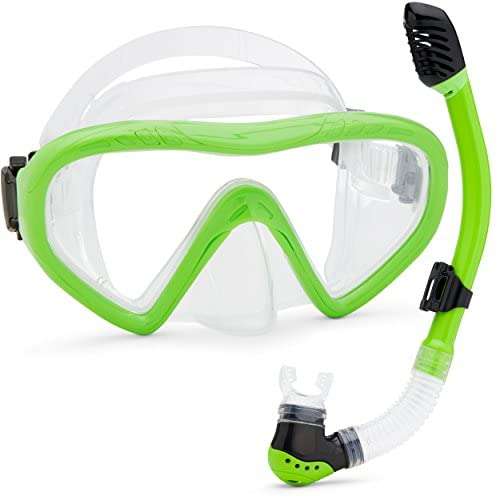 Underwater Comfortable Snorkeling Breathing Mouthpiece product image
