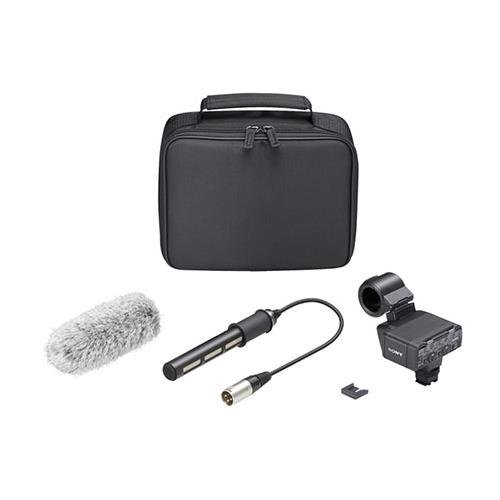 Sony Adaptor Kit with - Video Camera Sony Microphone