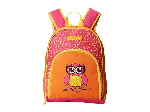 Crocs Crocs Pre School Backpack Pink ()