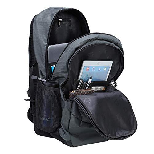 Femminile Impermeabile Studente Laptop Con Leggera a Viaggio Per Gli Leisure Uomini Capacità Jybag D Donne Funzionale Campus Zaino Cerniera Studenti Sport Grande XBn4Zq