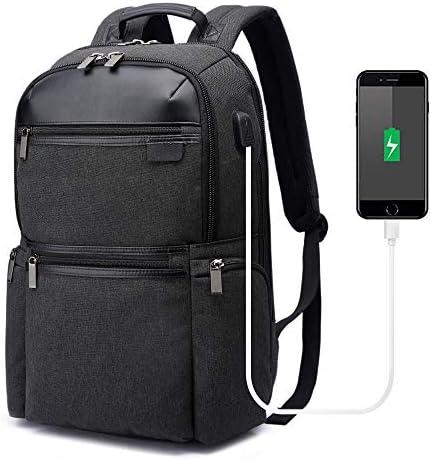 ビジネスリュック リュック PCバッグ リュックサック メンズ 15.6インチ USB充電ポート付き 通学 通勤 大容量 旅行 出張