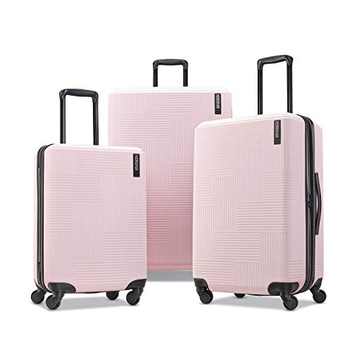 American Tourister 3-Piece Set, Pink Blush American Tourister Luggage Set