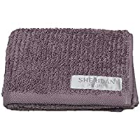 Living Textures Trenton Collection Amethyst Face Washer By Sheridan