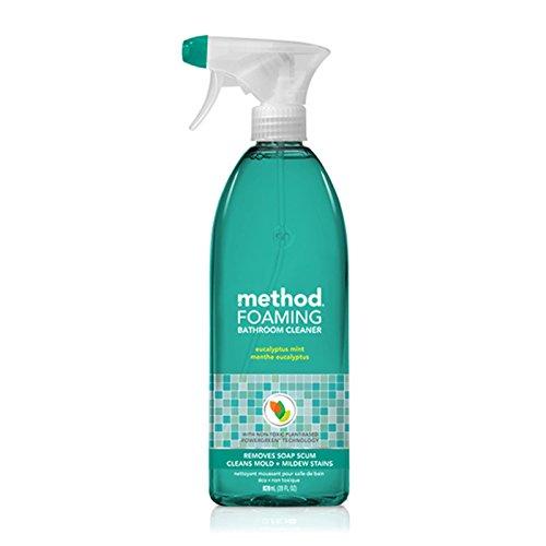 Disinfectant Foaming Bathroom Cleaner - 6