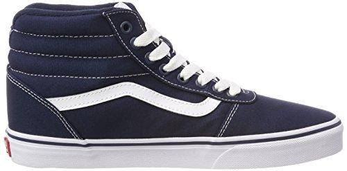 Hi Canvas Hombre Dress Vans canvas Para white Jy3 Zapatillas Ward Blues Altas Azul 5SWqqwUT