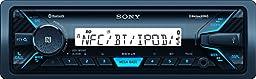Sony DSXM55BT Marine Digital Media Receiver with Bluetooth