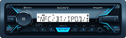Sony DSXM55BT Marine Digital Media Receiver with ()