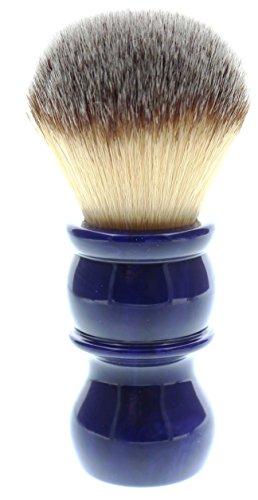 Yaqi Bluish Violet Synthetic Shaving Brush R1736S1-24