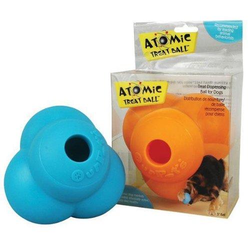 Atomic Treat Ball – 5″, My Pet Supplies