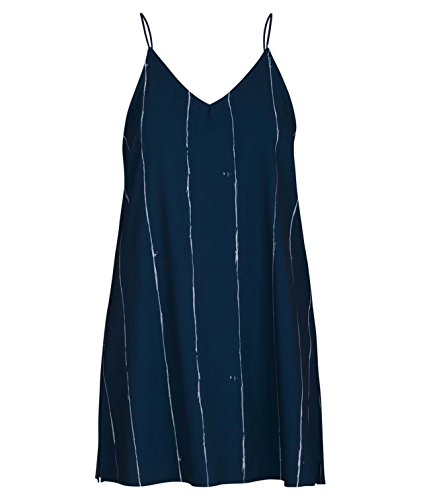Hurley Junior's Quick Dry Beach Cover Up Dress, Blue Force, S