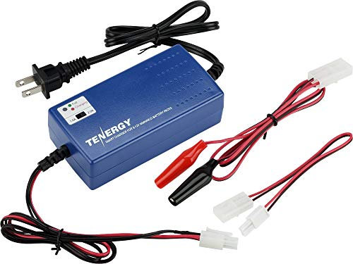 Evike / Tenergy Version 2 Airsoft Smart Charger for 7.2V-12V NiMh & NiCd Battery Packs by Tenergy - Advanced Type