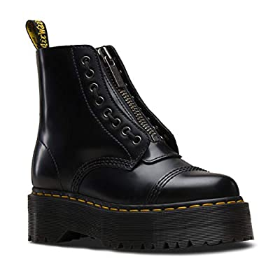 Dr.Martens Womens Sinclair Polished Smooth Boots