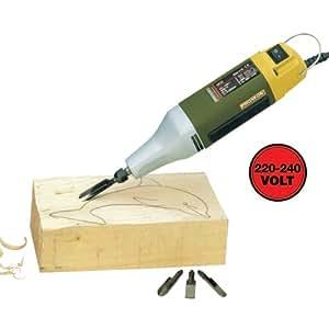Incisore per legno e gesso professionale proxxon 50 W MOS