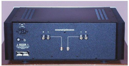 conrad-johnson MF2550 Stereo Power Amplifier Special Price