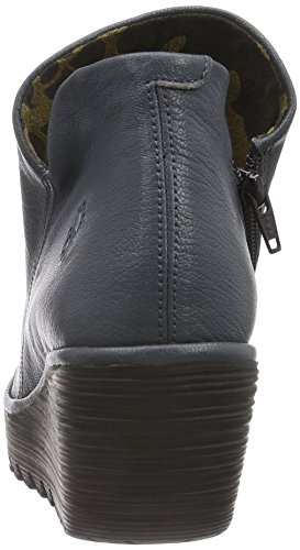 Blue Boot Petrol Yip London Women's Fly Diesel pZxX1na