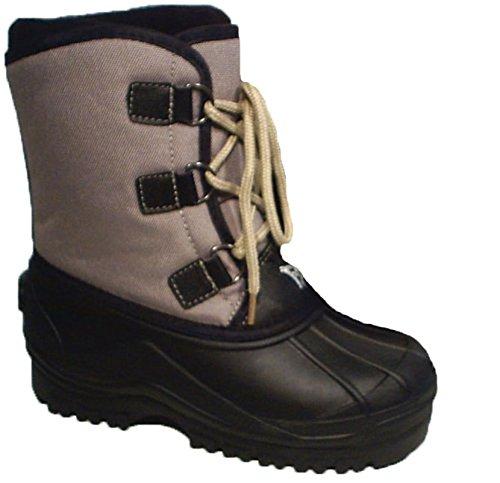 Slam TEX Winter- Stiefel Schnee-Boots beige schwarz