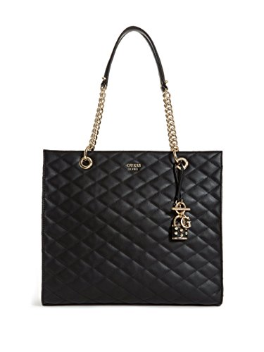 GUESS Penelope Quilted Shopper Tote
