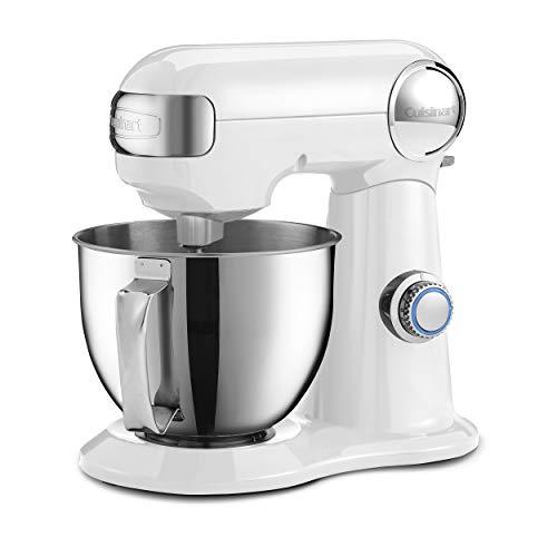Cuisinart SM-35 Precision Master 3.5 Quart (White) stand mixer, (Cuisinart Mixer Grinder)
