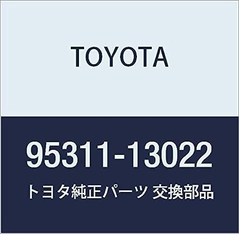 Toyota 95311-13022 Fuel Hose