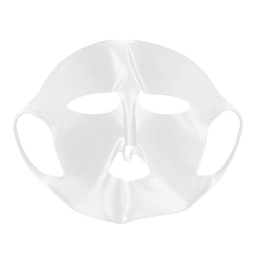 13 opinioni per WINOMO Maschera Viso Idratante Maschera Copertina in Silicone Riutilizzabili