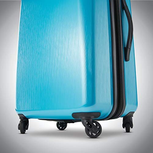 American Tourister Carry-On, Teal Blue