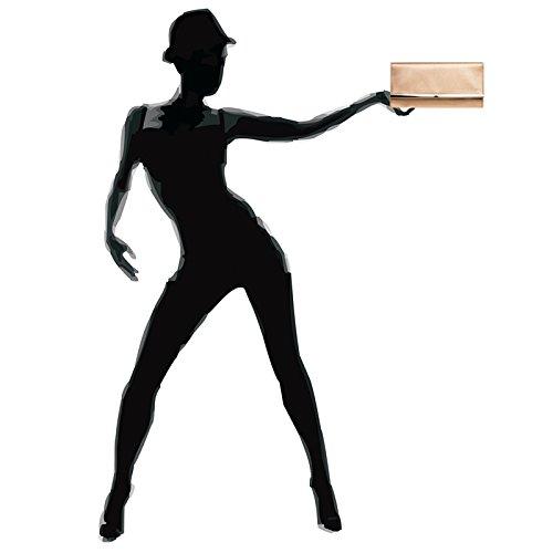 Ta393 À Clutch Sac De Femme Soirée Caspar Pochette Or Rosé Main Pour 4qxHwfddZ