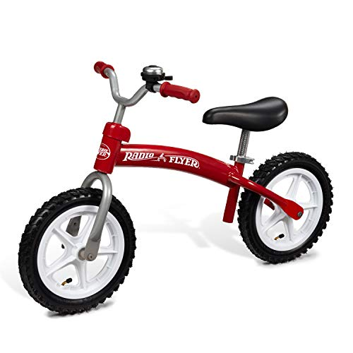Radio Flyer Glide N Go Balance Bike With Air Tires Import It All