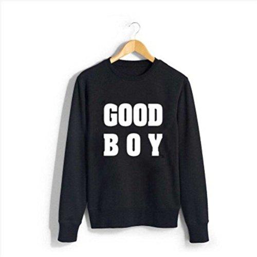Bigbang G-Dragon New Album MV Good Boy GD Sweater Hoody/Pullover (Black, XL)