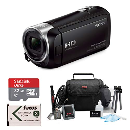 Sony HD Video Recording HDRCX405 Handycam Camcorder Bundle ()