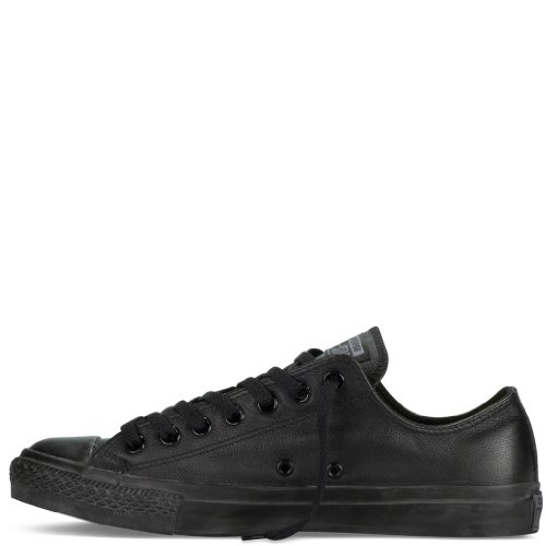 38624f51c18 promo code for converse leather chuck taylor all star shoes 1t865 low top  in black monochrome