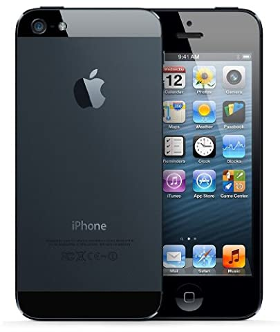 Apple iPhone 5 A1428 Factory Unlocked Cellphone, 16GB, Black (Smartphone Unlocked Deals)