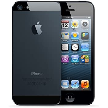 apple iphone 5 16gb unlocked cellphone black