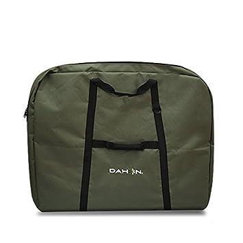 Sac de voyage Uelfbaby pour transporter un vélo, sac pour vélo pliable avec petit sac pour accessoire, noir