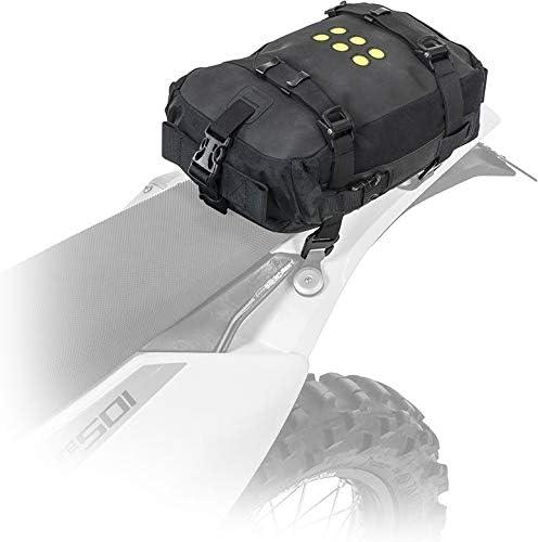 Kriega OS 6 L Satteltasche Motorrad Wasserdicht Bike Touring Tasche Multifunktion Schwarz, KOS6: Kriega Luggage: Amazon.es: Coche y moto