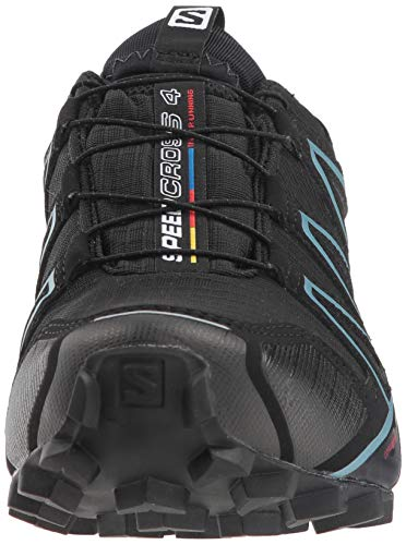 4 black Chaussures Gtx black Speedcross Blue metallic Bubble Salomon Femme Noir wqP5ct0