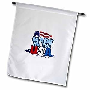 Deniska Designs USA - Made In The USA - 18 x 27 inch Garden Flag (fl_16655_2)