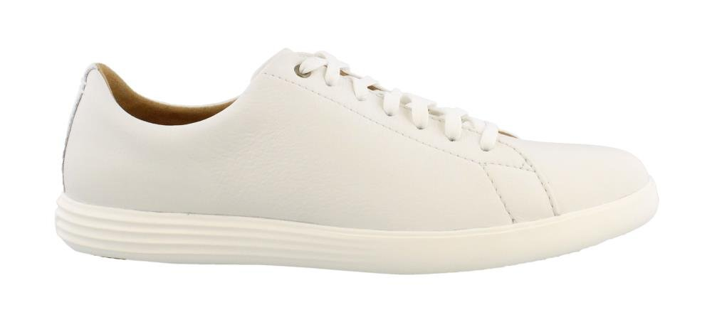 c0575014c6 Cole Haan Women's Grand Crosscourt Sneaker, White Leather, 13 W US