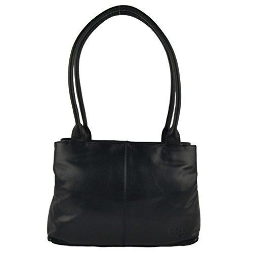 GIGI Leather Handbag By Gigi Othello Collection Stylish Classic Shoulder - Online Gigi Shop