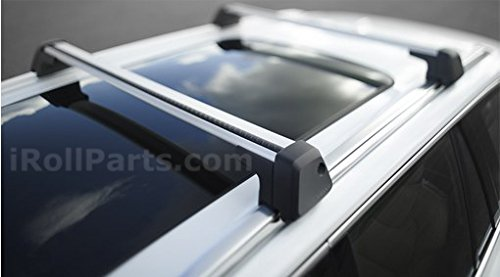 Air Carrier Wing (Genuine Volvo 2016 XC90 Load Carrier Bars (Wing Profile) #31373449)