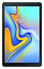 """The Galaxy Tab A 10.5"""" is the tablet you'll want to get your hands on. Enjoy cinematic experiences on a wide screen with Dolby Atmos surround sound, listen to music or browse your favorite sites-and do it all at once. And with Google Assistan..."""